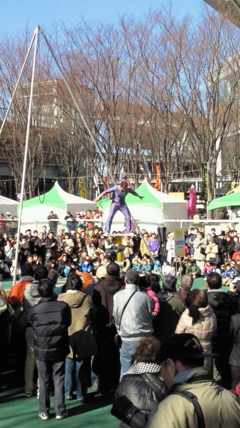 大道芸フェスティバル♪
